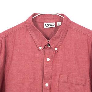 VANS Shirt Size L #00295